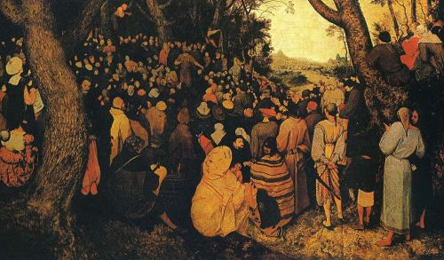 The Sermon of John the Baptist (Pieter Breughel)